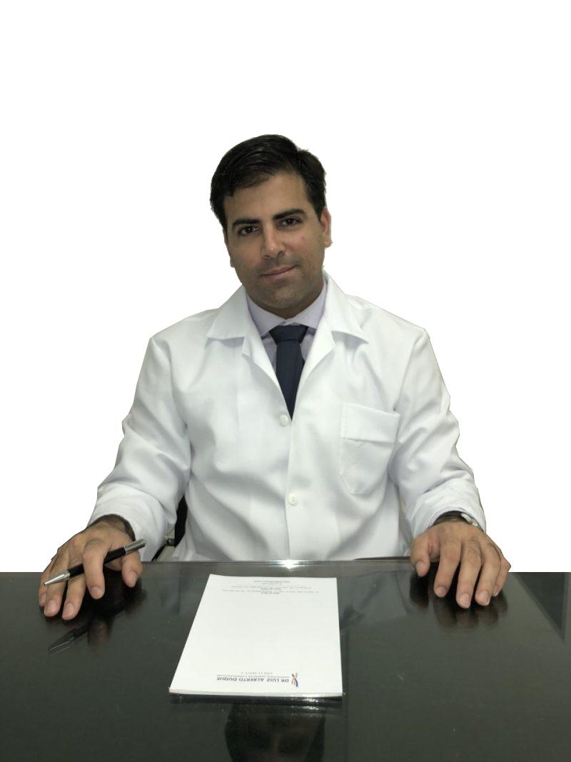 Dr Luiz Alberto Duque CRM 52.86035-2